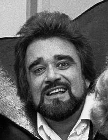 Midnight Special host Robert Smith AKA Wolfman Jack. Courtesy of Wikipedia